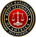 Rue Ratings|Best Attorneys of America|2015 Member